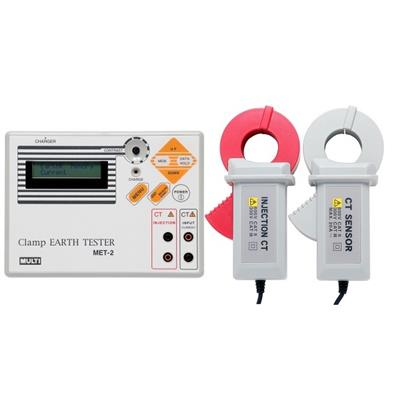 日本万用 MET-2 接地电阻测试仪