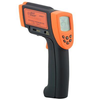 希玛 在线式红外测温仪 AR882+ -18℃~1650℃