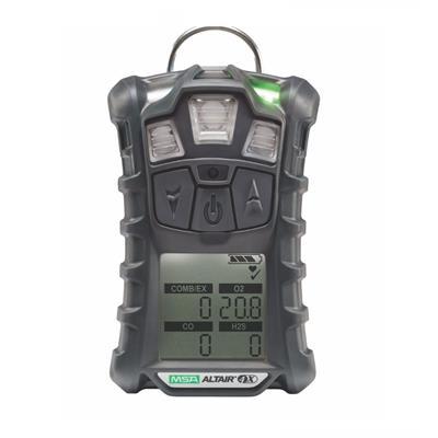 梅思安MSA 天鹰4X LEL/O2/CO/H2S 多种气体检测仪 订货号:10118161