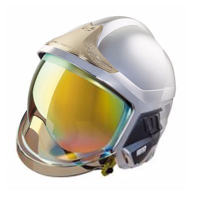 梅思安MSA MSA F1XF 消防头盔