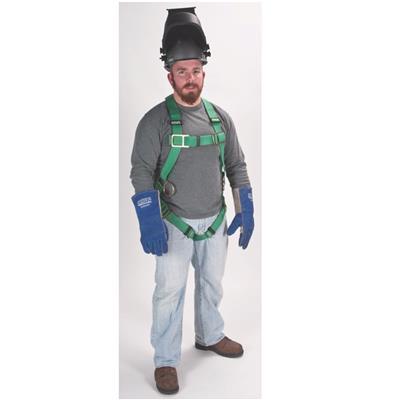 梅思安MSA Thermatek 焊工专用全身式安全带