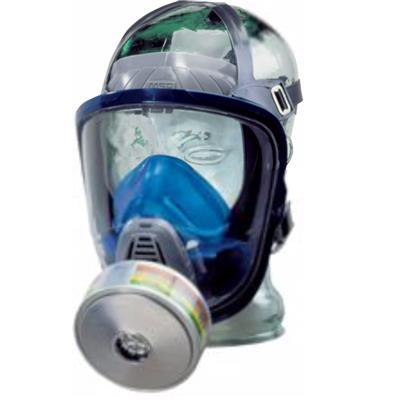 梅思安MSA Advantage 优越系列3100全面罩呼吸器