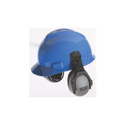 梅思安MSA HPE头盔式防噪音耳罩