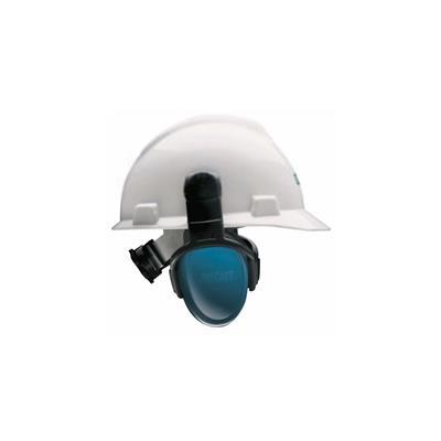 梅思安MSA 左/右系列头盔式防噪音耳罩