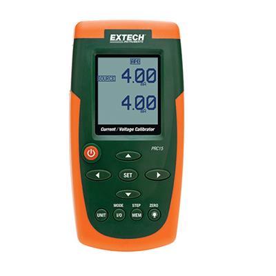 艾示科Extech PRC15 电流和电压校准器/仪表