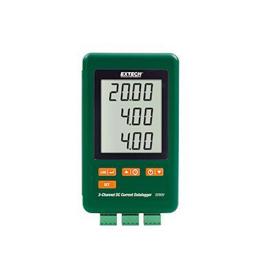 艾示科Extech SD900 3通道直流电流数据记录器