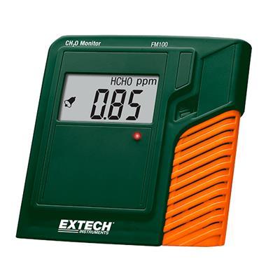 艾示科Extech FM100 甲醛(CH 2 O或HCHO)检测仪