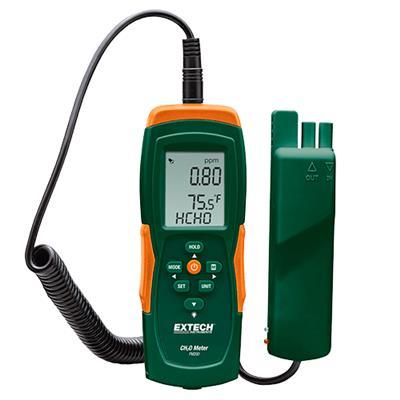 艾示科EXTECH  FM200 甲醛(CH 2 O或HCHO)流量计
