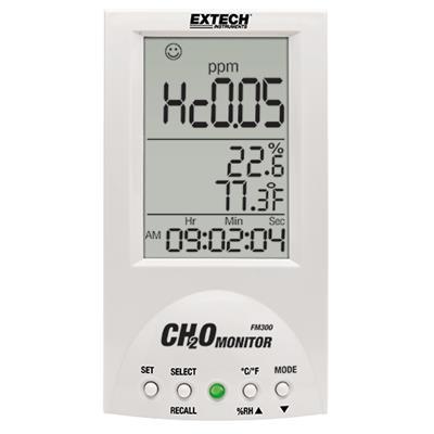 艾示科Extech FM300 台式甲醛(CH 2 O或HCHO)检测仪
