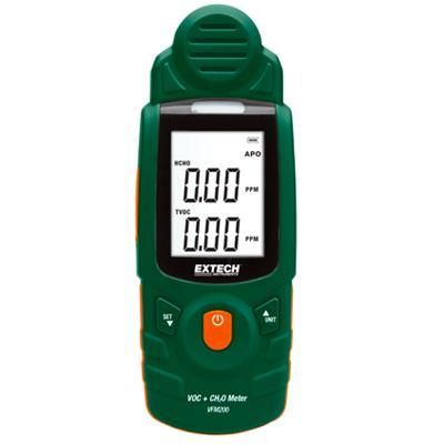 艾示科EXTECH VFM200: VOC /甲醛测量仪