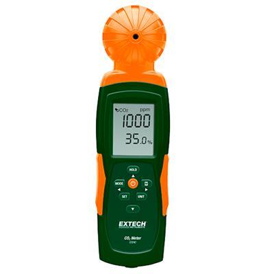 艾示科extech CO240 室内空气质量,二氧化碳(CO 2)检测仪