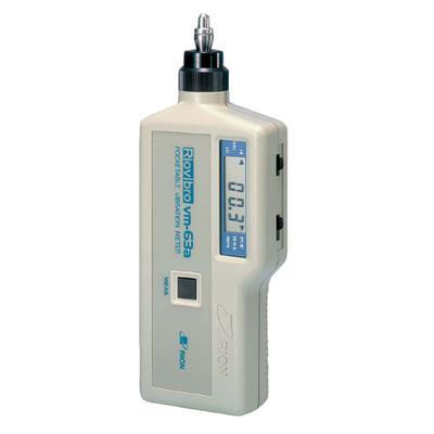 日本理音 RION 数字测振仪 VM-63A/VM63A/VM63/VM-63