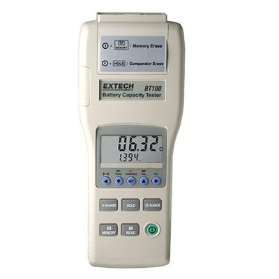 艾示科Extech BT100 电池容量测试仪