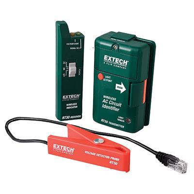 艾示科Extech RT30  无线交流电路标识符(914 mhz)与外部调查