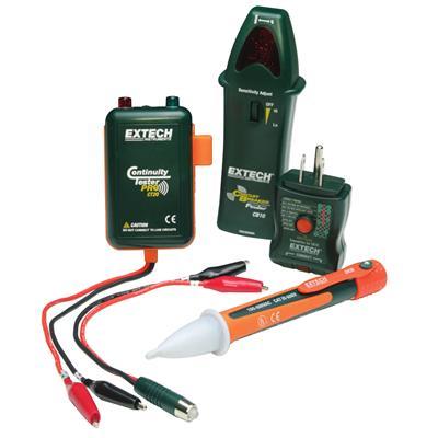 艾示科Extech CB10-KIT: 电气故障诊断工具