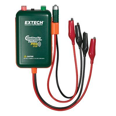 艾示科Extech CT20  远程和本地连续性测试仪