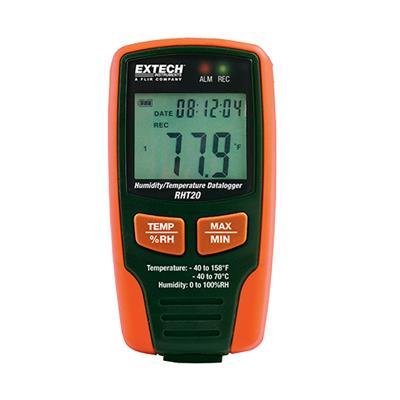 艾示科Extech RHT20 湿度和温度数据记录仪