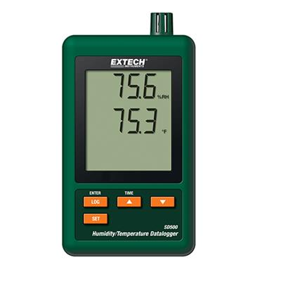艾示科Extech SD500  湿度/温度数据记录仪