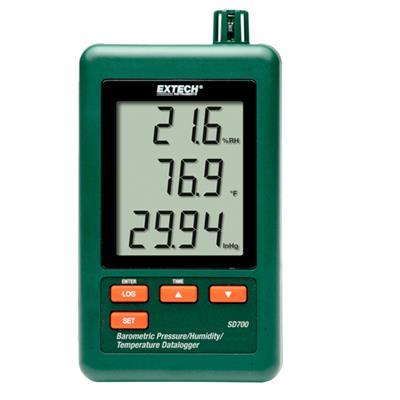 艾示科Extech SD700 气压/湿度/温度数据记录仪