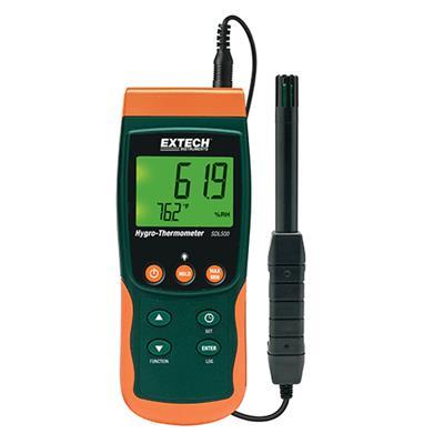 艾示科Extech SDL500  Hygro-Thermometer /数据记录仪