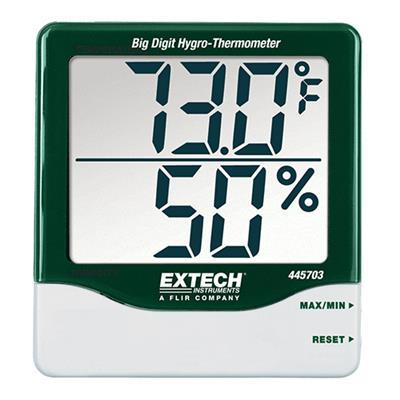 艾示科Extech 445703  大数字Hygro-Thermometer
