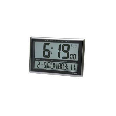 艾示科Extech CTH10 无线电控制挂钟Hygro-Thermometer