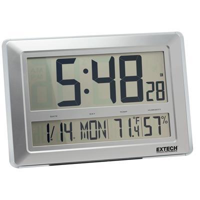 艾示科Extech CTH10A  数字时钟/ Hygro-Thermometer