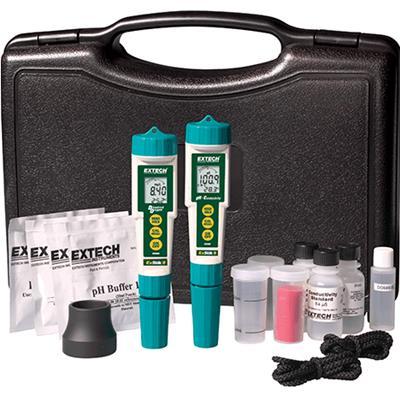 艾示科Extech DO610  ExStik®II / pH /电导率工具包