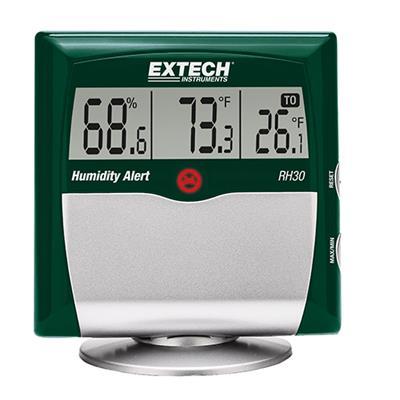 艾示科Extech RH30 与湿度Hygro-Thermometer警报