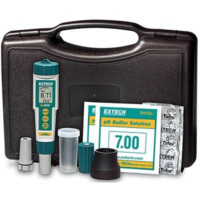 艾示科Extech EX800  ExStik®3-in-1氯、pH值、温度