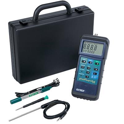 艾示科Extech 407228  重型pH / mV /温度仪表设备