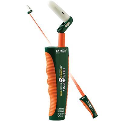艾示科Extech DA50  伸缩式交流电流检测器