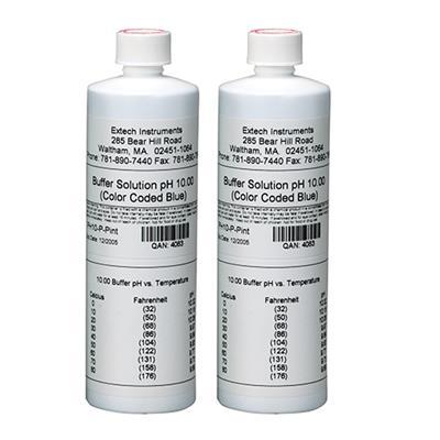 艾示科Extech PH10-P  10 ph缓冲溶液(2瓶)