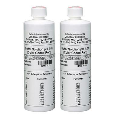 艾示科Extech PH4-P  4 ph缓冲溶液(2瓶)