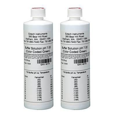 艾示科Extech PH7-P 7 ph缓冲溶液(2瓶)