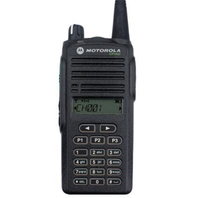 摩托罗拉(Motorola)摩托罗拉对讲机CP1660 民用大功率 商用对讲机 官方标配(400-446)