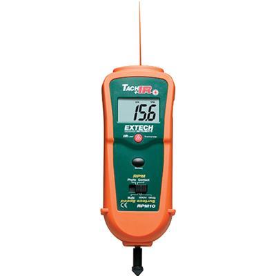 艾示科Extech RPM10  图片/接触转速计内置红外测温仪