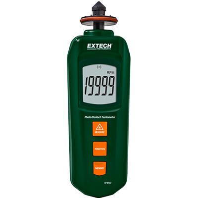 艾示科Extech RPM40  结合接触/激光照片转速表