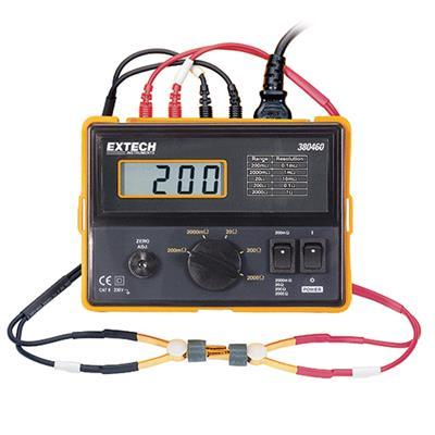 艾示科Extech 380460  精密毫欧姆计(110 v)