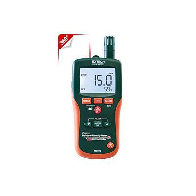 艾示科Extech MO290  Pinless水分干湿表+ IR