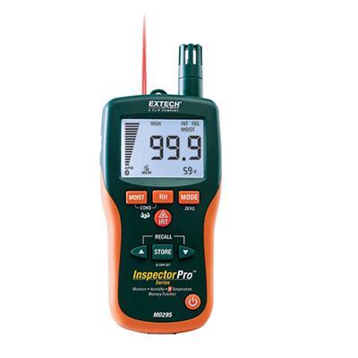 艾示科Extech MO295  Pinless水分干湿表+红外温度计