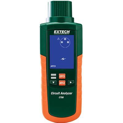 艾示科Extech CT80  AFCI、GFCI和AC电路分析器