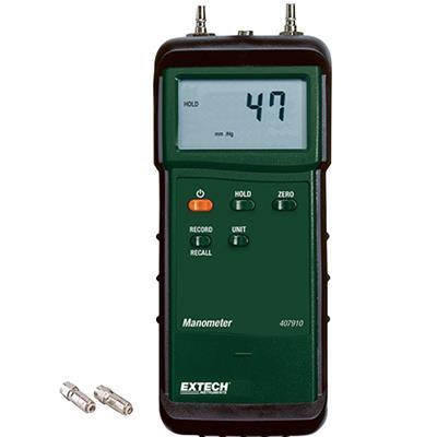 艾示科Extech 407910  重型差压压力表(psi)29日