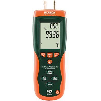 艾示科Extech SDL710  差压压力表/数据记录仪
