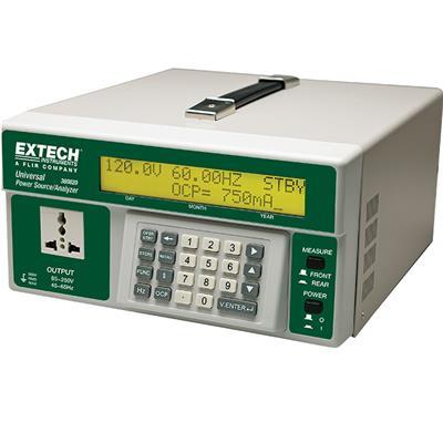 艾示科Extech 380820  普遍的交流电源和交流功率分析仪