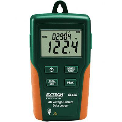艾示科Extech DL150  真有效值交流电压/电流数据记录仪