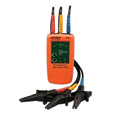 艾示科Extech 480403  电动机旋转和三相测试人员