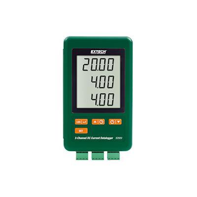 艾示科Extech SD900  三路直流电流数据记录仪