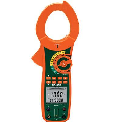 艾示科Extech PQ2071  1 - 1000 /三相真有效值交流电源钳位计