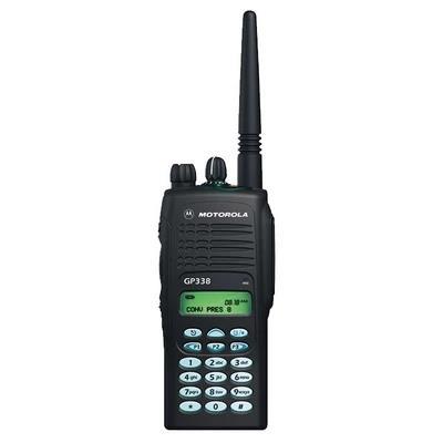 摩托罗拉(Motorola) GP338 防爆对讲机原装户外民用商务酒店大功率手持50公里